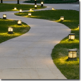 Виготовлення паркових і садових доріжок з бетону М150