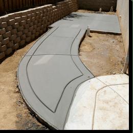 Славута БЕТОН М250 - бетонна доріжка