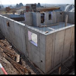 Славута БЕТОН М250 - несучі стіни з бетону