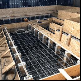 Славута БЕТОН М250 - підготовка до заливання бетоном