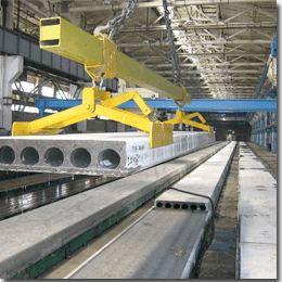 Славута БЕТОН М300 - виготовлення плит перекриття