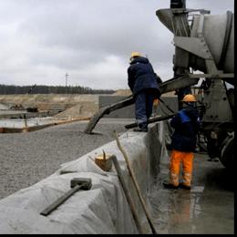 Славута БЕТОН М350 - гідротехнічне будівництво