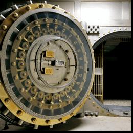 Славута БЕТОН M400 - виготовлення сховищ для банків