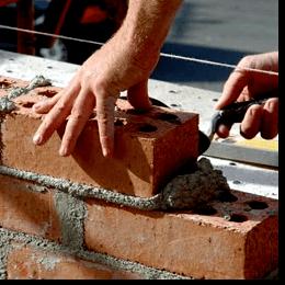 Розчин М50. Зведення кладки з цегли