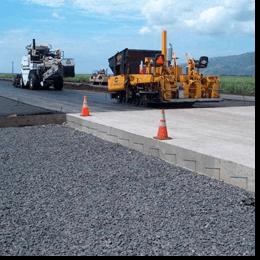 Славута БЕТОН - щебінь. Будівництво автостради